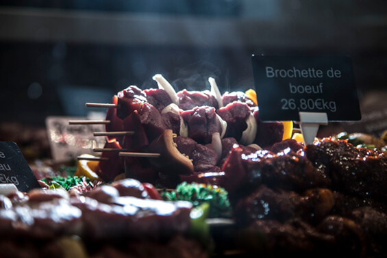 Brochettes Boucherie Délices and Co